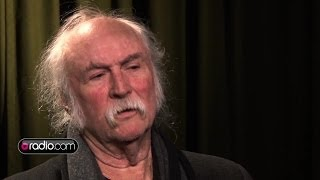 David Crosby on Fatherhood, Tibet and Working With Rick Rubin