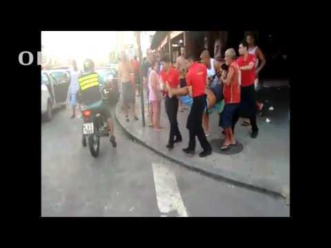 Policial  militar é baleado em tentativa de assalto em Del Castilho
