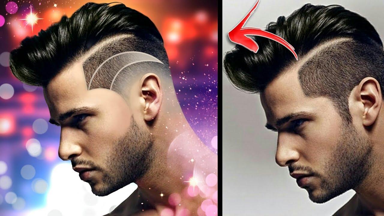 Picsart Hair Editing 2018 Hair Cut Out Png Youtube