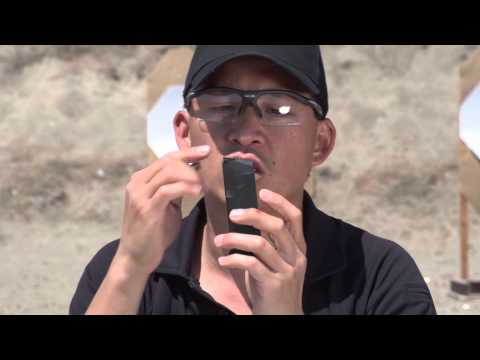 How to Load a Magazine | Handgun 101 with Top Shot Chris Cheng
