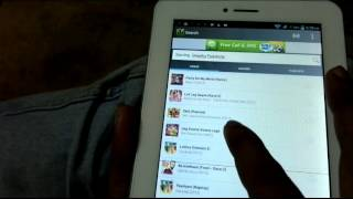 Demo: Saavn for Android to Play Online Songs from India