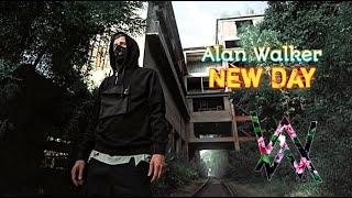 Download Alan Walker - New Day [No Copyright Backsound]