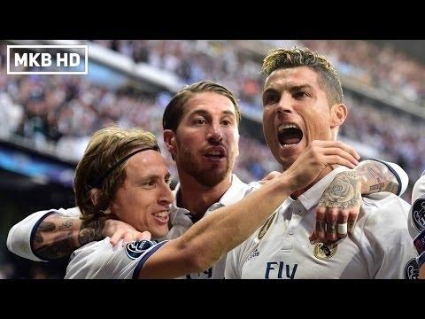 Cristiano Ronaldo vs Atletico Madrid Home HD 1080i (02/05/2017) - English Commentary