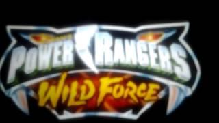 Power Rangers Wild Force - Season 10 (2001-2002) End Credits Extra HD Camera