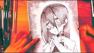 【殺戮の天使】レイチェル描いてみた【アニメ化記念】