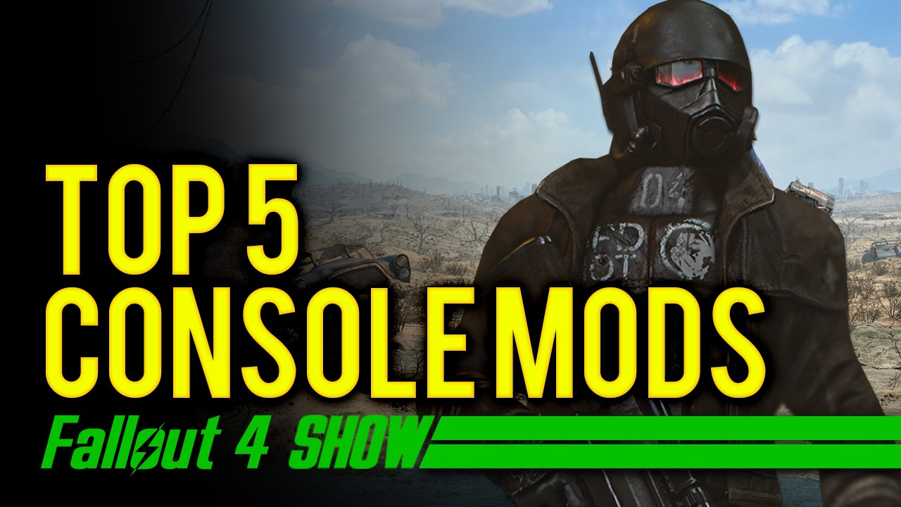 Best Fallout 4 Mods 2020.Top 5 Fallout 4 Console Mods Fallout 4 Show