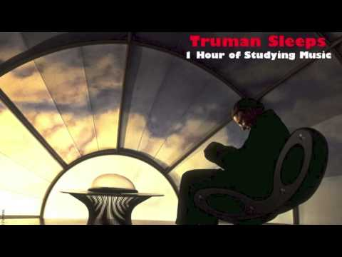 1 Hour of Studying Music Piano   Truman Sleeps Piano Extended