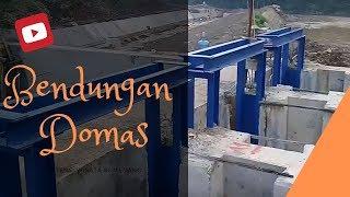 Jalan-jalan ke proyek bendungan domas desa Cijambe Paseh Sumedang