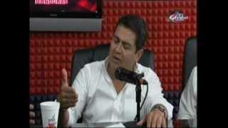 Debate con Juan Orlando Hernández y Manuel Zelaya Radio Globo 30 10 2012 Video