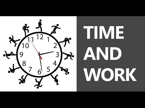 (Hindi) Time and Work Problems: Shortcuts [Part 1/2]