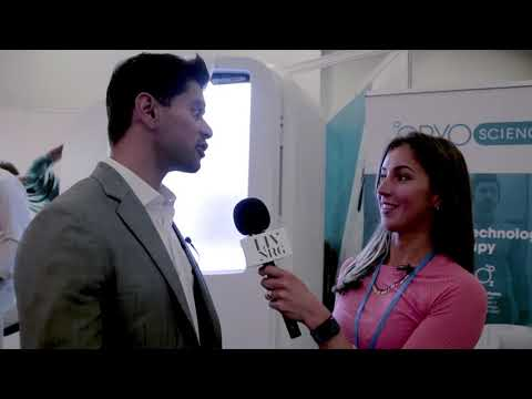Alleviate jet-lag and inflammation with cryotherapy. | LIV NRG Interview with Benny Parihar
