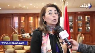 بالفيديو.. غادة والي لـ'صدى البلد': بدء توزيع الشباب على الجمعيات للخدمة العامة