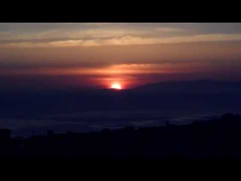 El-kala - Le moment du lever du soleil...les premiers rayons