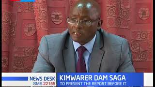 Senate legal committee issue ultimatum demanding a report for the cancellation of Kimwarer dam