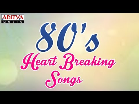 80's Heart Breaking Hit Songs || Jukebox