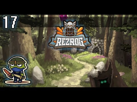 Let's Play REZROG ~ Episode 17 ~ Scorpians Sting! |