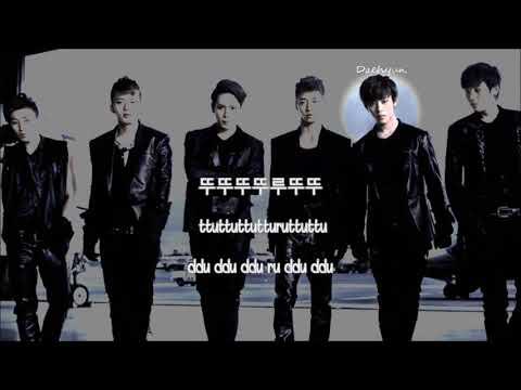 B.A.P - 0(Zero) Lyrics [Han+Rom+Eng]