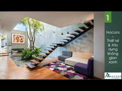 10 xu hướng thiết kế không gian xanh cho nhà phố - Phần 1