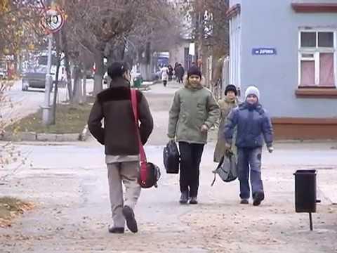 Кузнецк, ноябрь 2007, Опрос о 7 ноября