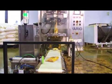 Low Profile Checkweigher Machine For Masala, Food & Pesticides