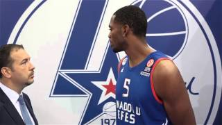 Derrick Brown - Media Day Röportajı