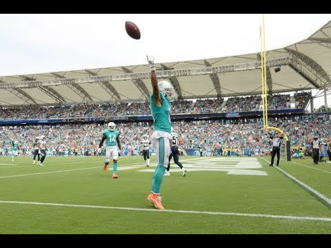 2017 Miami Dolphins at LA Chargers Game Analysis, Grades and Player of the Game