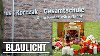 Speer ins Auge - Schüler stirbt bei Schulsport ( Gütersloh / Krankenhaus )