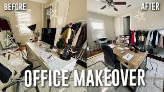 Office Makeover & Office Tour