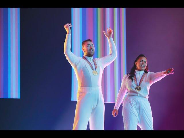 Sam Smith & Demi Lovato - I'm Ready (Trailer)