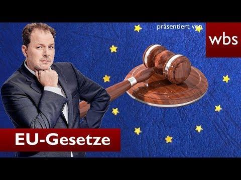 Wie kam Artikel 13 zustande? Gesetzgebung in der EU | Rechtsanwalt Christian Solmecke