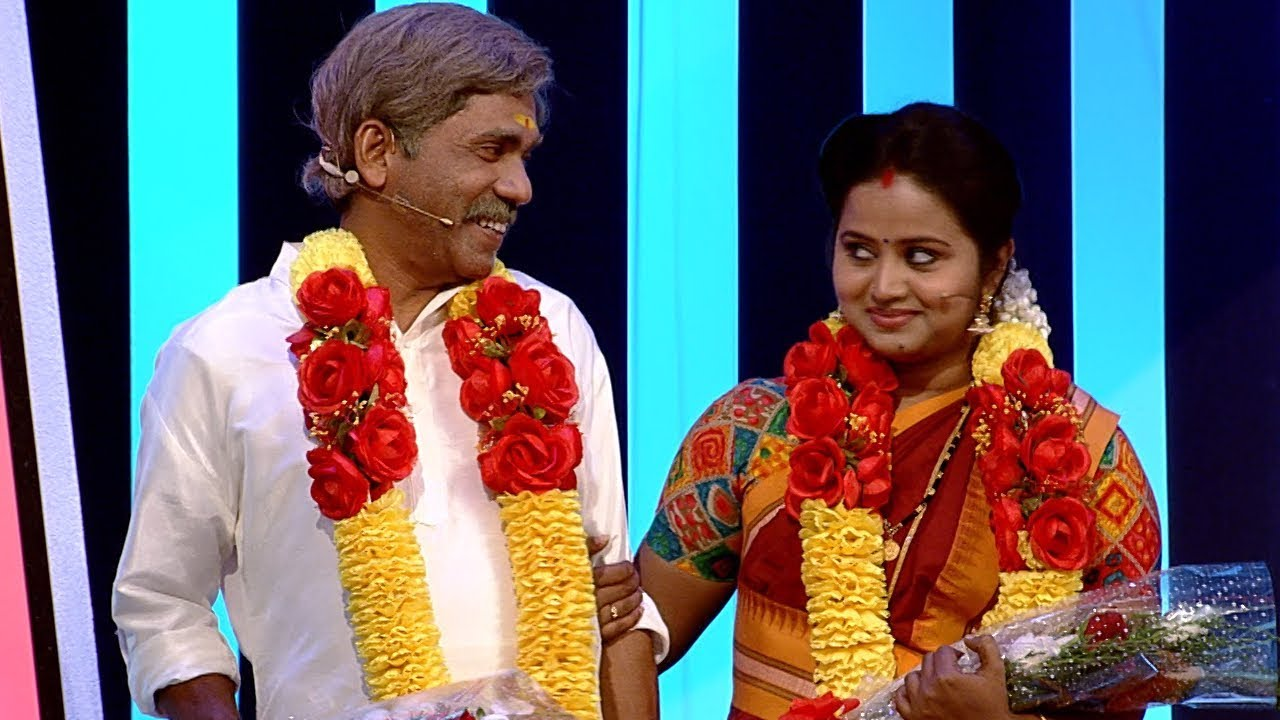 Thakarppan Comedy l Arrival of newly married couple to blast the show with laugh l Mazhavil Manorama