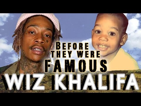 Wiz Khalifa - Before They Were Famous