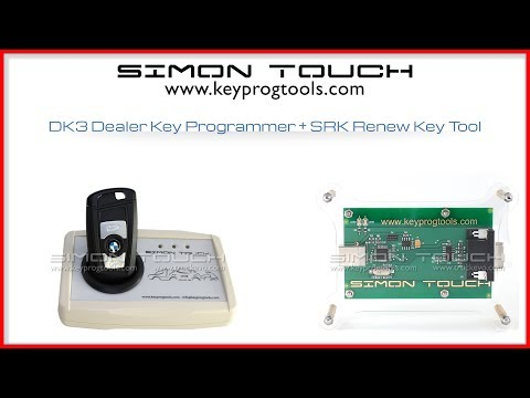 SRK Renew Key Tool
