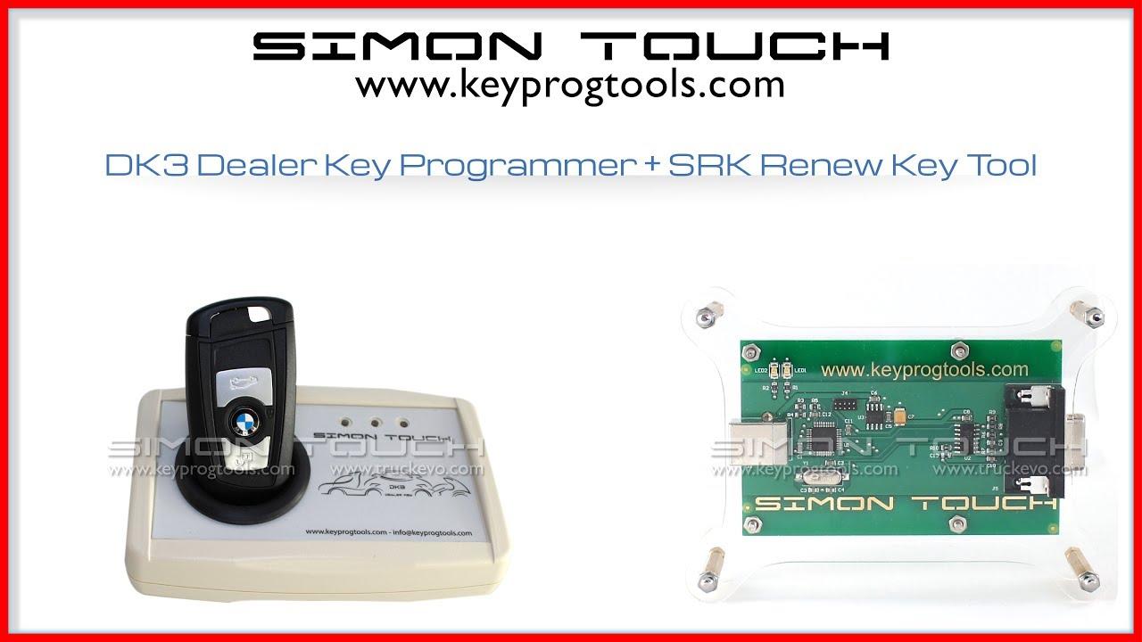 BMW Toyota Remote Renew Key programmer