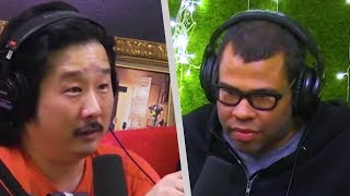 "Bobby Lee tells Jordan Peele He Regrets Watching ""Get Out"""
