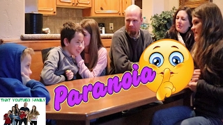 Playing Paranoia / That YouTub3 Family