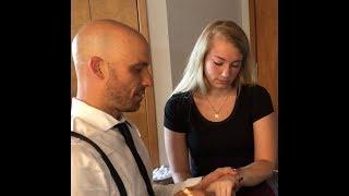 ICU Nurse Full Body Adjustment ASMR S1:E6 Watching Your Back