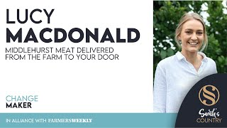 "Lucy Macdonald | "" Middlehurst meat delivered from the farm to your door"""