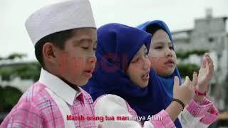 Ridho Ayah Bunda - Lagu Nasyid Islami TKA-TPA