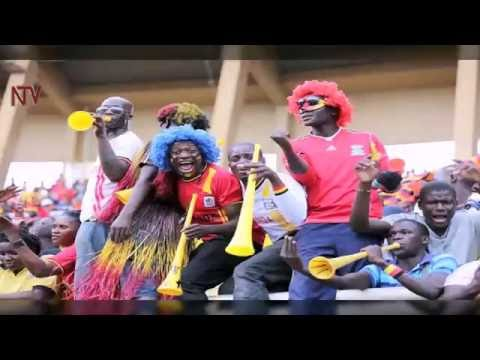 Highlights from Uganda vs Comoros match ahead of AFCON 2017