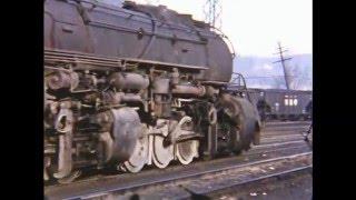 Postwar Steam-5 Steam on the N&W - HD 1080p