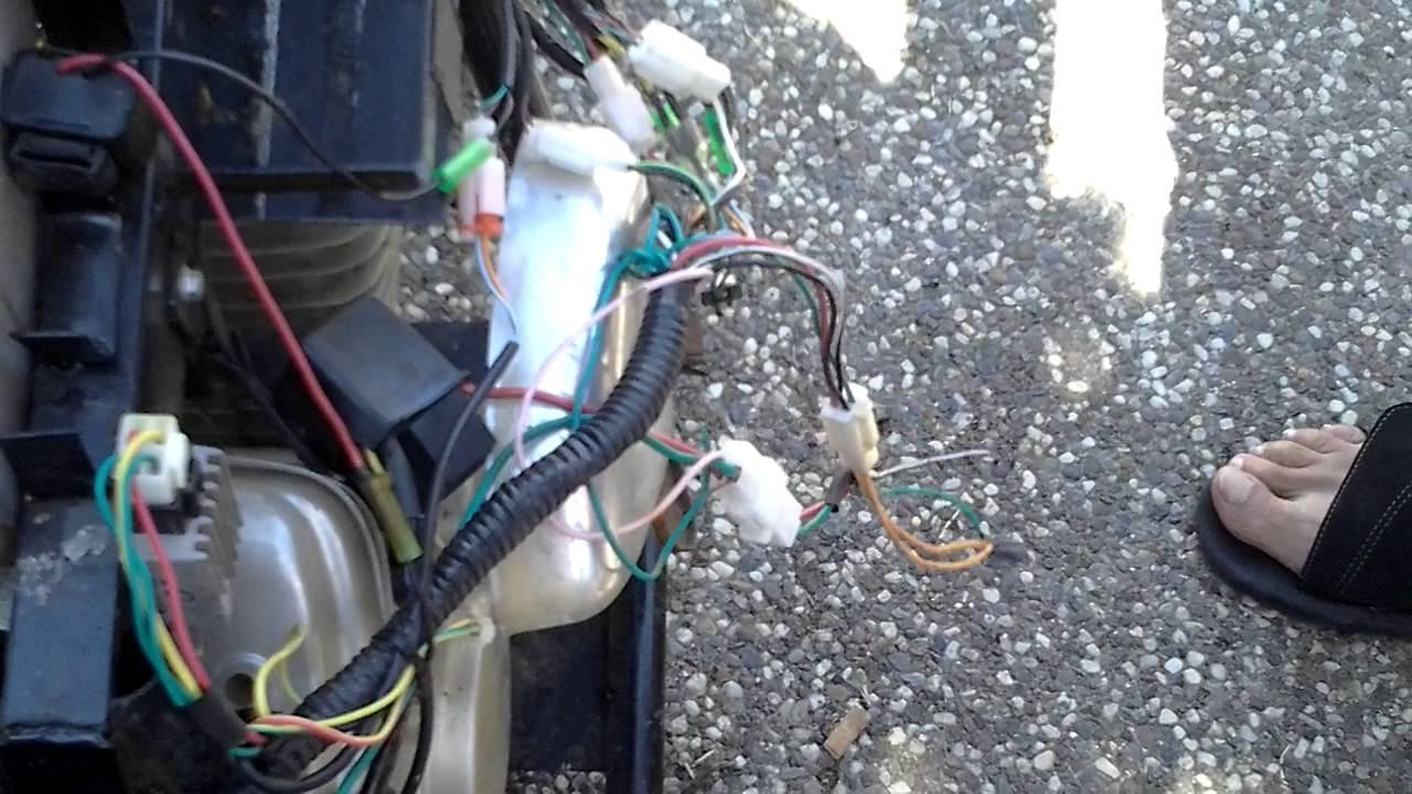 Baja Motorsports Pit Bike Wiring Diagram | Online Wiring