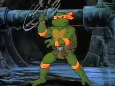 Teenage Mutant Ninja Turtles Theme - Rock/Metal Version