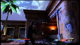 Uncharted 3 31-3 Rampant - Hochhaus
