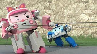 Робокар Поли - Приключение друзей - Когда сдают тормоза (мультфильм 1 в Full HD)