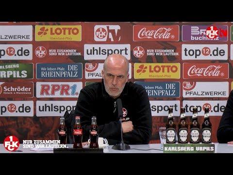 Michael Frontzeck nach dem Spiel gegen Union Berlin