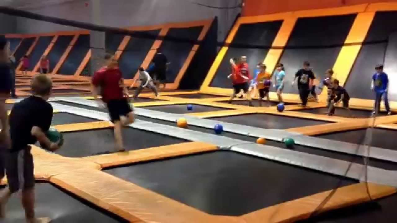 Image result for air time dodgeball