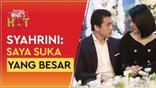 Syahrini & Reino Barack Berbagi Cerita Pernikahan di Tokyo