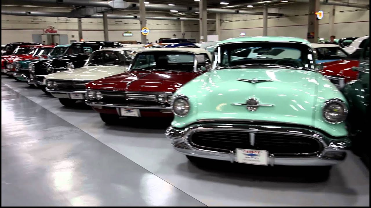 Stephen Tebos Private Car Collection Part 5