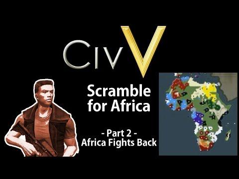 Civilization V: Scramble for Africa - Africa Fights Back - Part 2